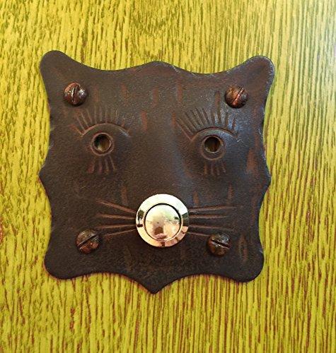 Antikas - timbre como gato - timbre para la puerta de casa -
