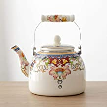 Koffie Sets Porselein Dikke Grote Capaciteit, Email Email Waterkoker Melk Theepot Platte Pot Inductie Fornuis Algemene The...