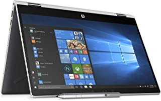 HP - PC Pavilion x360 14-CD0015NL PC Convertibile, Intel Pentium Gold 4415U, 8 GB di RAM, 128 GB SSD, Audio B&O PLAY, Arge...