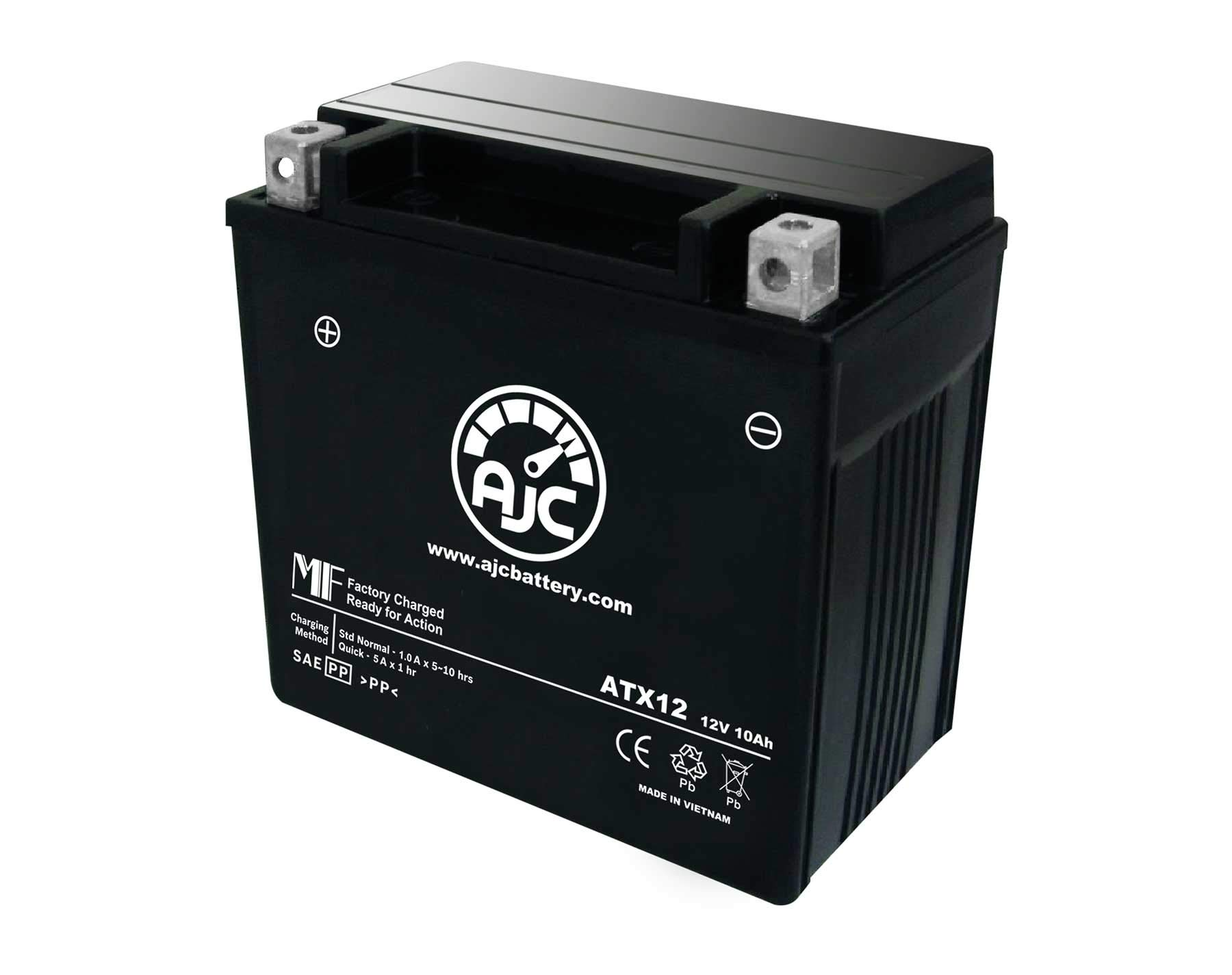 Piaggio Vespa Scooter Replacement Battery