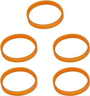 Orange Polyurethane Flat Belting 12 Length 10 Length.055 x .375 MJ May 60-0.375-OF-10 3//8 Wide 1-Band 12 Width