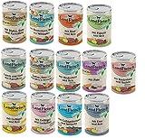 Landfleisch 48 x 400g Dosen Nassfutter - freie Auswahl aus 13 Sorten + Futterbauer Snack gratis!