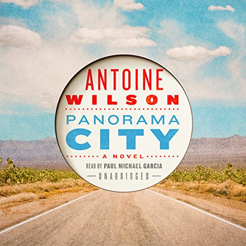 Panorama City audiobook cover art