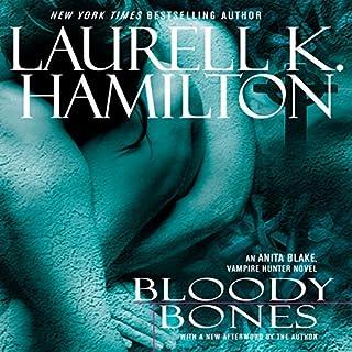 Bloody Bones audiobook cover art
