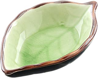 Best leaf shaped dish Reviews