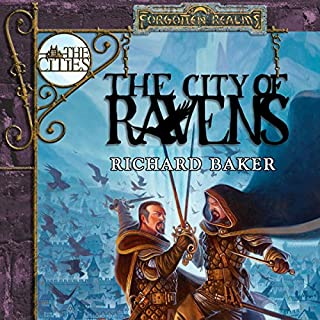 The City of Ravens cover art