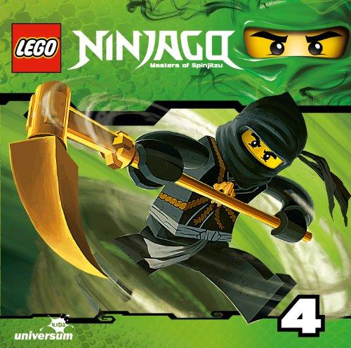 Lego Ninjago: Meister des Spinjitzu (CD 4)