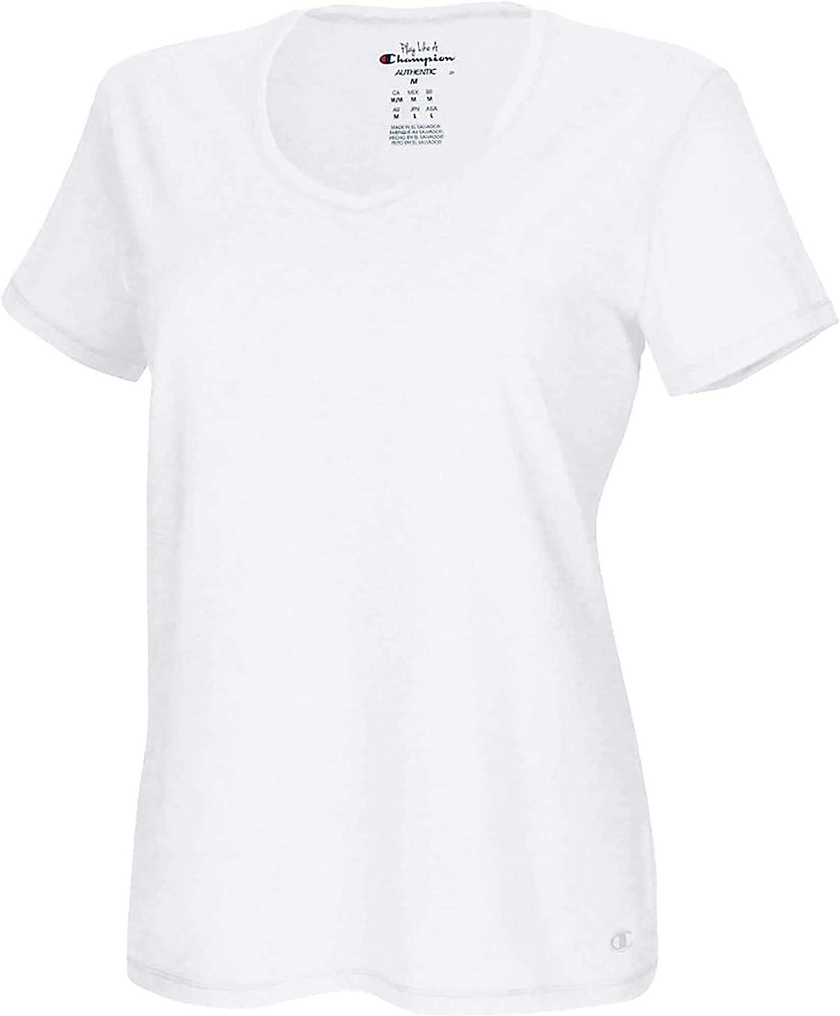 大きさ垂直ボトルネック[チャンピオン] レディース シャツ Champion Women's Plus Size Jersey T-Shir [並行輸入品]