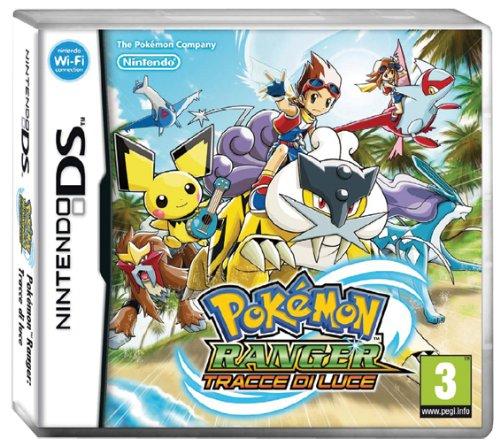 Pokémon Ranger:Tracce Di Luce