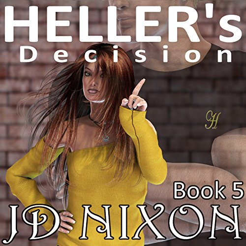 Heller's Decision audiobook cover art
