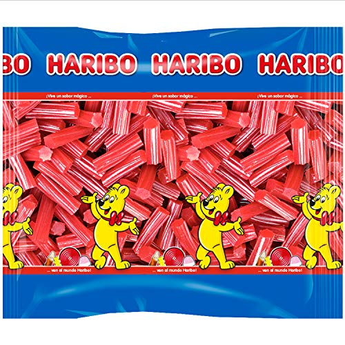 HARIBO - Geles Dulces, Lampions Rojos, 2 Kg
