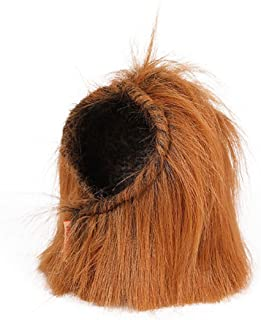 Lion Mane Wig for Dogs