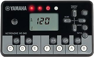 雅马哈 YAMAHA 数字节拍器 钢琴黑色 ME-340PF