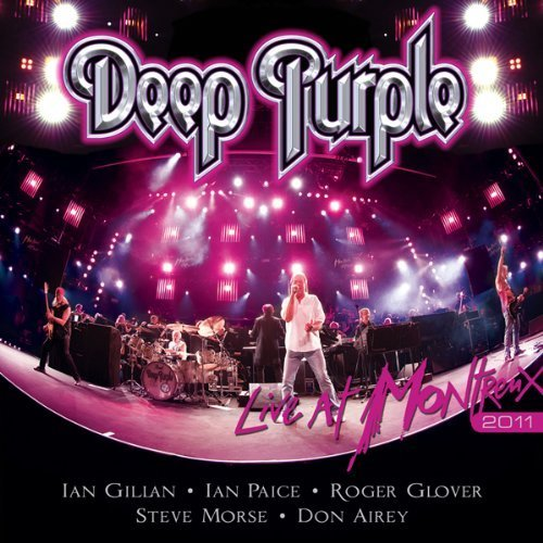 Deep Purple - Live At Montreux 2011 (2CDS) [Japan CD] VQCD-10296 by Columbia Japan