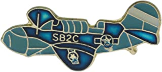 Douglas SBD Dauntless Helldiver WW2 Scout Plane Hat or Lapel Pin RAMHP3044