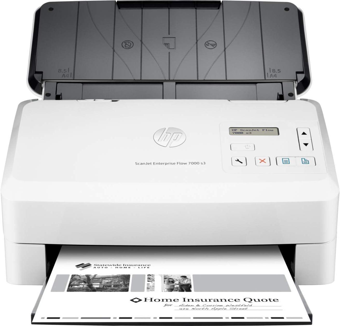 期間限定 HP ScanJet Enterprise Flow 7000 Renew ショッピング s3 Scanner OCR Sheet-feed