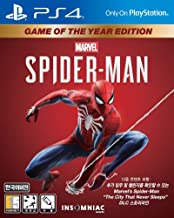 Marvel's Spider-Man: Game of The Year Edition Korean Edition - PlayStation4