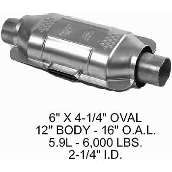 AB Catalytic 44852 Catalytic Converter