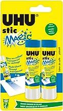 Uhu: Lijm: Stick, blauw, X2, 8,2 g