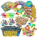 THE TWIDDLERS 120 Mitbringsel, Mitgebsel & Give Aways bei geschenktüten Kindergeburtstag Feiern in Premium-Qualität | Geschenke & Gastgeschenke für Kinder - ideales Innenspielzeug für Kinder