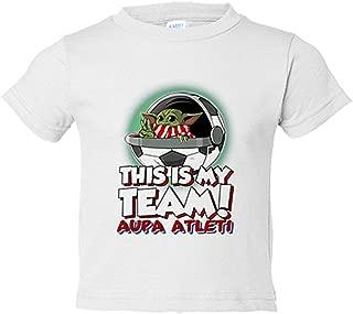 Blanco Camiseta ni/ño Stargate SG1 s/ímbolo Tealc jaffa kree Apophis 3-4 a/ños