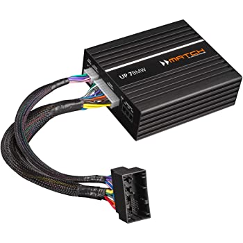 Match UP7BMW  Plug and Play DSP Verstärker Für BMW Hifi Soundsystem (676)