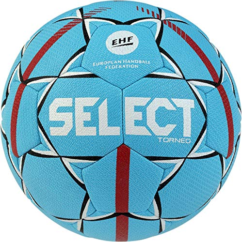 SELECT Torneo Ballon Adulte Unisexe, Blue, Mini(0)