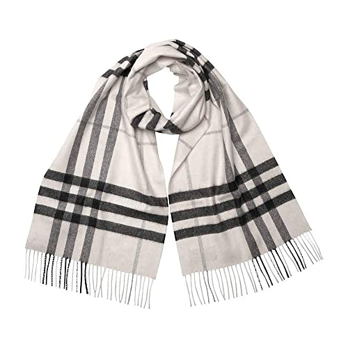 674460c6888c Burberry Women s Giant Check Scarf Ivory