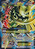 Pokemon - Mega-Steelix-EX (109/114) - XY Steam Siege - Holo