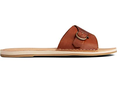 Sperry Seaport Slide (Cathay Spice) Women