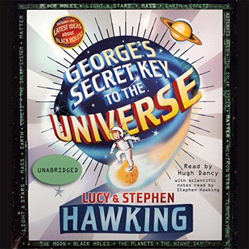 George's Secret Key to the Universe  audiobook cover art