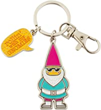 Wit Gifts Enamel Keychain, Gnome