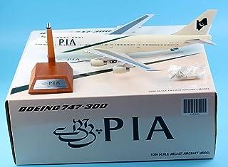 JC Wings 1:200 LH2042 PIA Airlines 飛行機 ボーイング Boeing B747-300 ダイキャスト航空機モデル Reg#AP-BFV