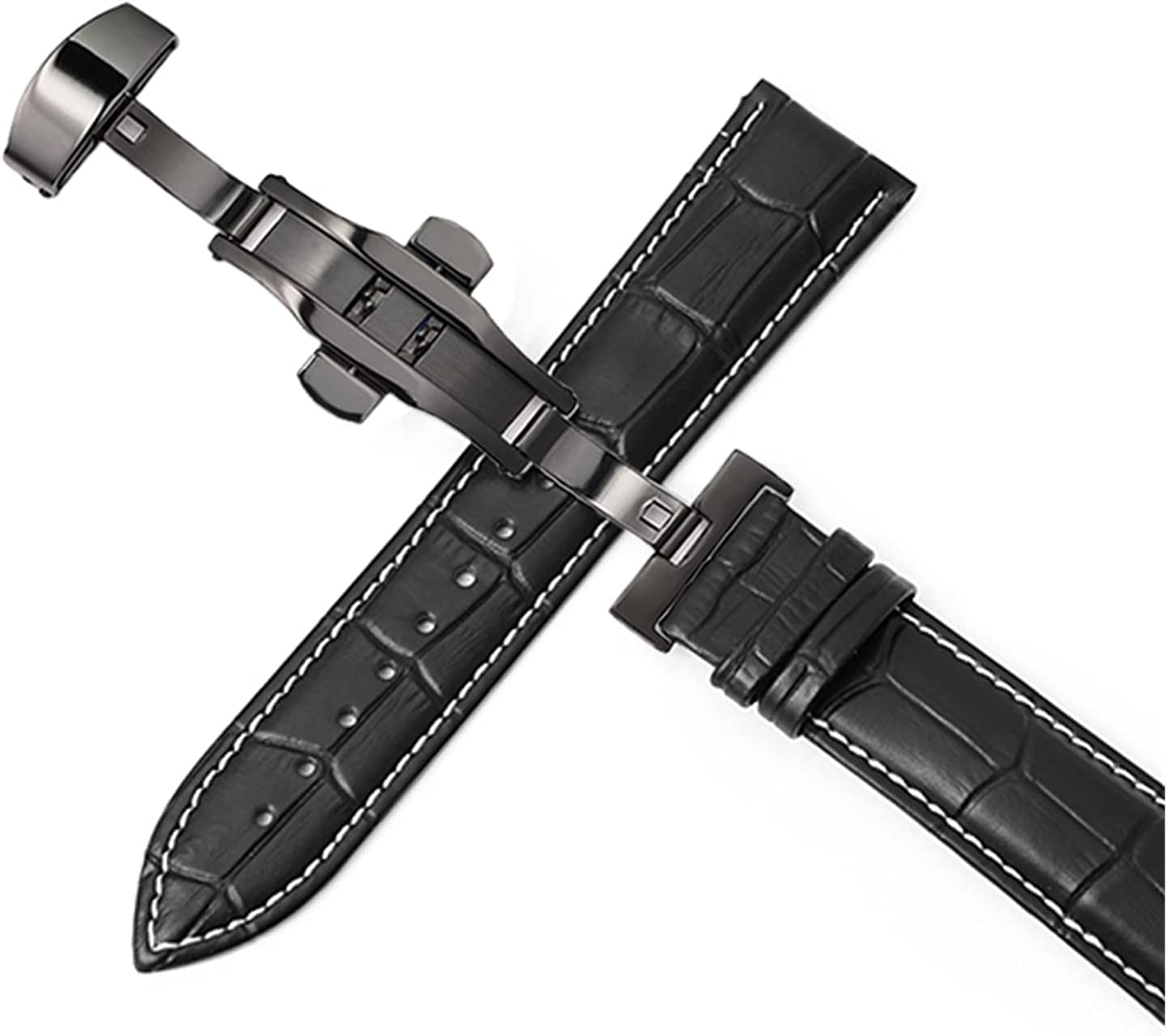 Max 73% OFF Shengsheng Wtaikui Stor Leather Automatic But Double-Press Be super welcome Strap