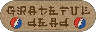 Grateful Dead Rock Music Band Sticker - Sandstone Logo
