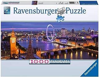 Ravensburger 15064 London på Natten, Pussel 1000 Bitar