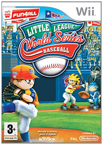 Little League World Series Baseball