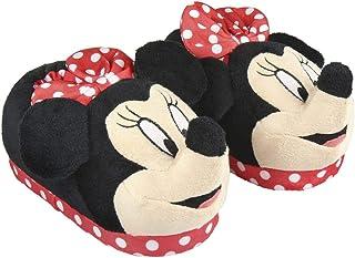 Artesanía Cerdá 2300004231 Pantuflas Minnie Mouse, Mujer