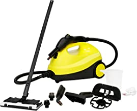 BOCCA Unknown Multi-Purpose Cleaner, Adjustable Heavy Duty Rolling Cleaning Machine for Carpets, Floor with 9 Accessories, 2000W, 4L Capacity, Blue
