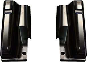 Motor City Sheet Metal - Works With 2009-2014 F150 Crew Cab Corner SET, Ford Truck, Super Crew, Left & Right Sides