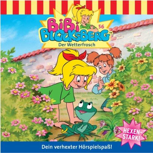 Der Wetterfrosch (Bibi Blocksberg 56) Titelbild