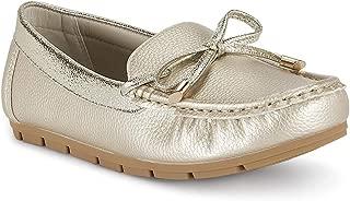Ceriz Women's Louise Gold Loafers