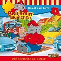 Kampf dem Lärm (Benjamin Blümchen 3) Hörbuch