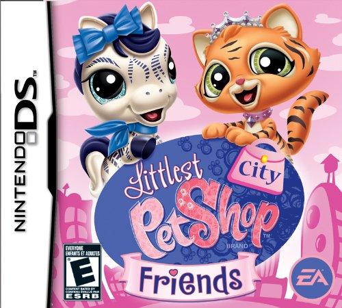 Nintendo DS LITTLEST PET SHOP CITY FRIENDS [Import américain]