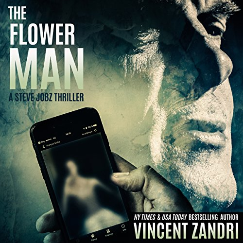 Couverture de The Flower Man