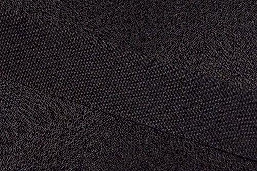 3 m PP Gurtband 50 mm schwarz