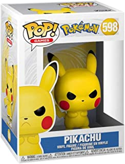Boneco Funko Pop! Pokémon - Grumpy Pikachu
