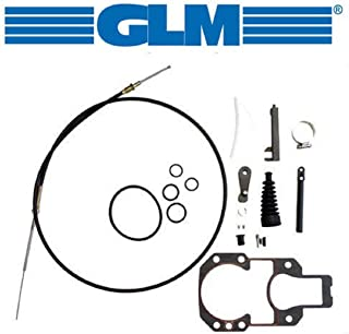 MERCRUISER ALPHA ONE SHIFT CABLE ASSEMBLY KIT   GLM Part Number: 21450; Sierra Part Number: 18-2603; Mercury Part Number: 865436A03