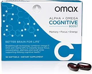 Cognitive Brain Boost Memory and Focus Supplements, Memory Focus