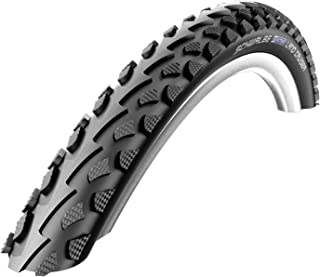 Schwalbe Land Cruiser HS 450 Cruiser Bicycle Tire - Wire Bead - Black